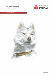 Titelseite der Hundefibel [(c): Hansestadt Stendal]