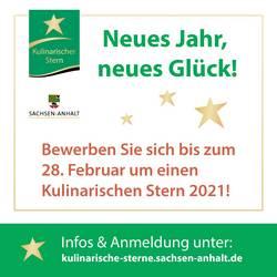 Kulinarisches Sachsen-Anhalt 2021 (c) AMG Sachsen-Anhalt