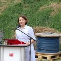 Rektorin Anne Lequy ©Armin Fischbach