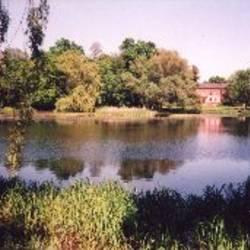 Wittenmoor Gutspark mit Herrenhaus
